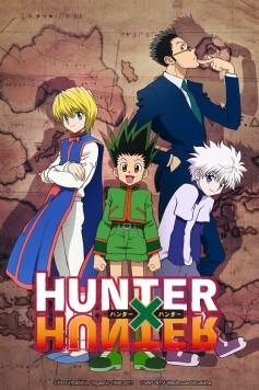 hunterxhunter cover art